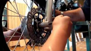 How to Assemble Gio 125cc Dirt Bike