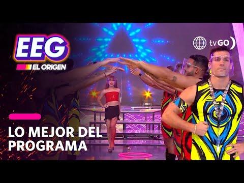 """EEG El Origen: La """"Uchulú"""" lloró al cumplir su sueño de tener a Patricio Parodi como chambelán"""