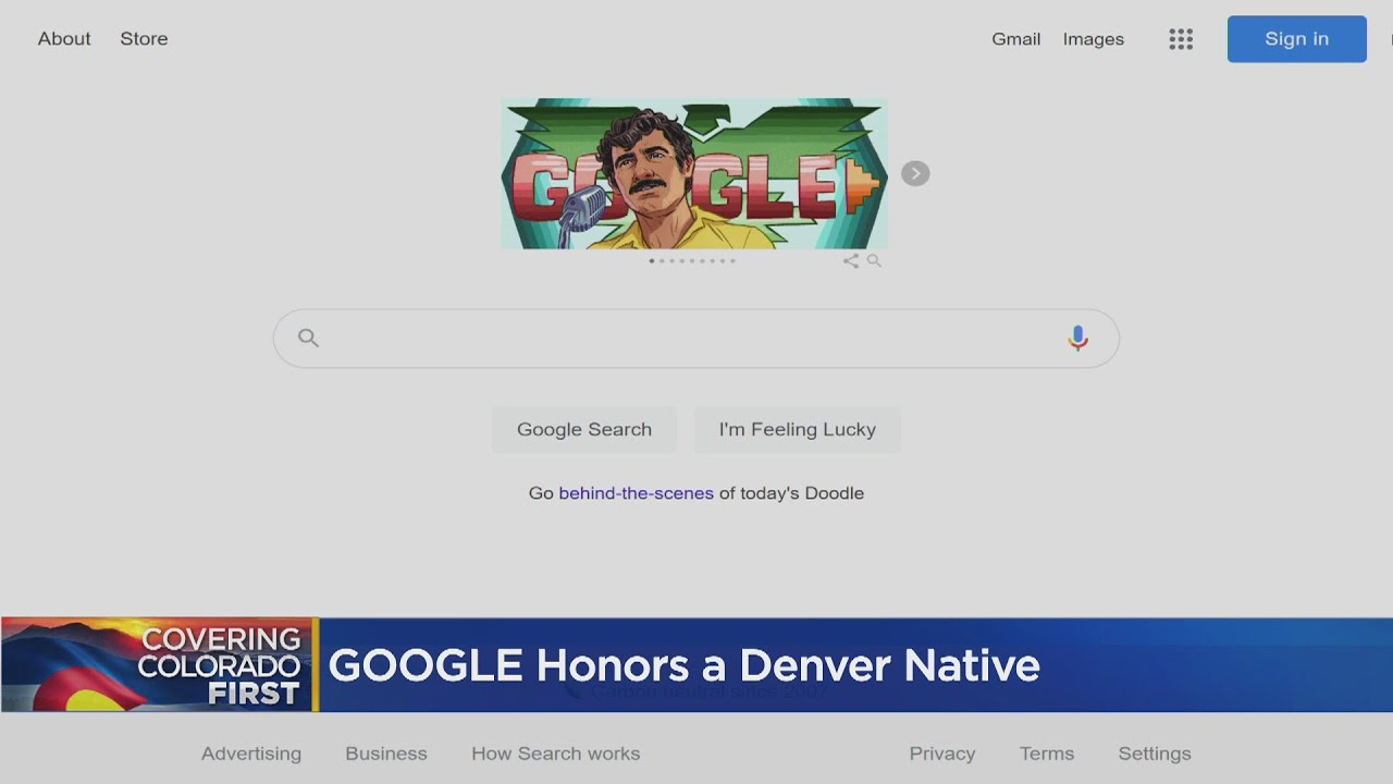 Who Was Rodolfo 'Corky' Gonzales, Featured On Friday's Google ...