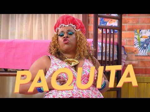 Terezinha quer ser PAQUITA 😂  Vai Que Cola  REPRISE  Humor Multishow