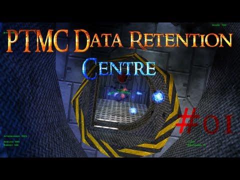 Let's Play - Descent 3: Retribution @ Ace -- Level 01 { PTMC Data Retention Centre } [1/4]