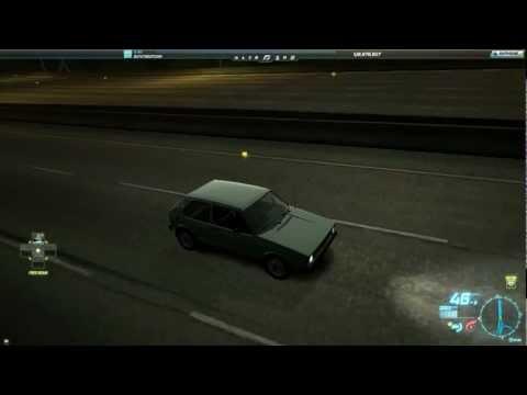 Need For Speed World Volkswagen Golf GTI Mk1 (2 March 2013)