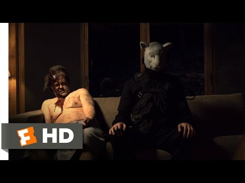 You're Next (5/10) Movie CLIP - Kelly and the Lamb (2011) HD