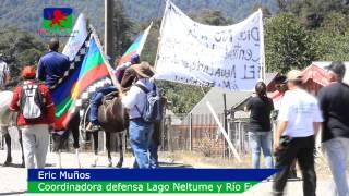 #Panguipulli-Piden la expulsión de la Empresa Endesa de Lago Neltume y Río Fuy