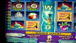 HUGE WIN - Lucky Seals