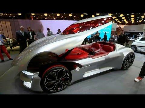 vous ne devinerez jamais comment entrer dans cette voiture du futur youtube. Black Bedroom Furniture Sets. Home Design Ideas
