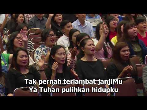 KuasaMu Terlebih Besar - Praise & Worship Ibadah Raya GBI MPI 1, 4 Februari 2018