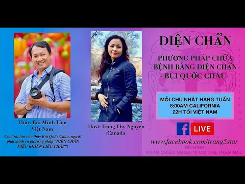 Livestream Diện Chẩn - LY Bùi Minh Tâm - Phần 27