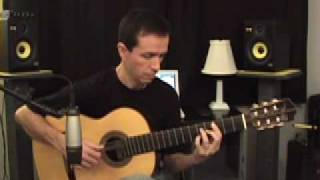 What a Friend We Have In Jesus - Jazz Fingerstyle