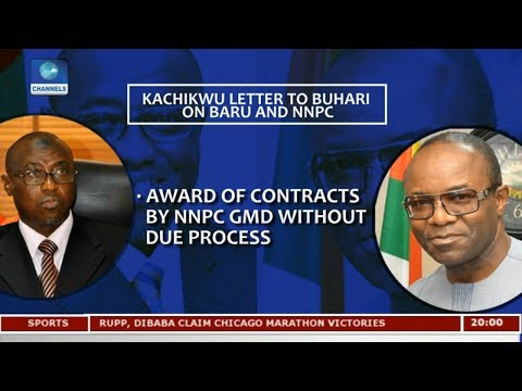 Spotlight On Minister-NNPC GMD Row Pt.1 |Politics Today|