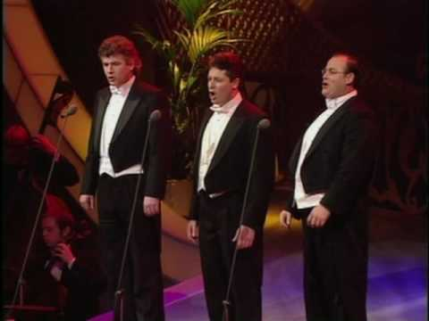 The Irish Tenors- Minstrel Boy (LIVE)