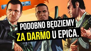 GTA 5 za darmo w Epic Games Store? FLESZ – 13 maja 2020