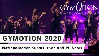 Nationalkader Kunstturnen und PluSport «Dance4all» - Gymotion 2020
