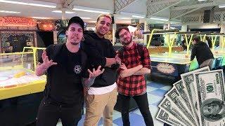 Gastando DOLAR$$ en LOS ÁNGELES con WISMICHU y JOAQUIN