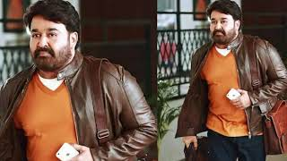 Mohanlal's Cute look in action film directed by Ajoy Varma revealed