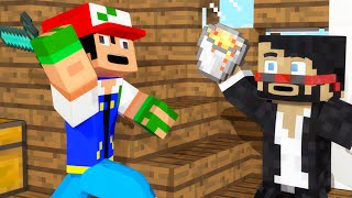ARMED ROBBERY (Minecraft Animation)