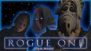 ИЗГОЙ-ОДИН:ЗВЁЗДНЫЕ ВОЙНЫ.ИСТОРИИ(ПАРОДИЯ) l STAR WARS ROGUE ONE Weird Trailer(ДУБЛИРОВАННЫЙ)