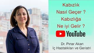 Kabızlık Nasıl Geçer ? | Kabızlığa Ne iyi Gelir ? | Dr. Pınar Akan | Doktorundan Dinle