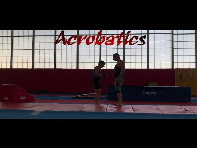 Acrobatics Training Alex Lee Training System Motivation