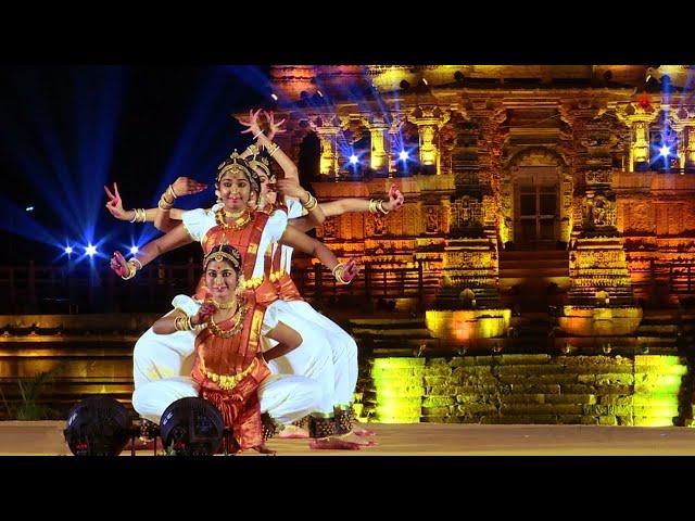Vignaraja Mallari - Modhera Dance Festival 2021 - Sridevi Nrithyalaya - Bharathanatyam Dance