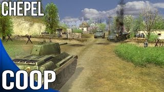 Soldiers Heroes of World War II - Coop Part 1 - Chepel - USSR Campaign