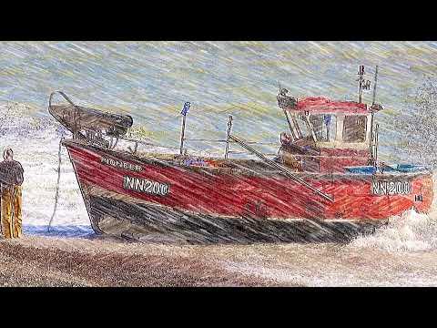 Hastings Fishing Fleet 2016