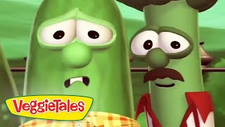 Veggie Tales | Larrys Silk Hat | Veggie Tales Silly Songs With Larry | Kids Cartoon | Videos For Kid