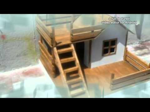La mejores casa para perro casa lujo youtube for Casas para perros