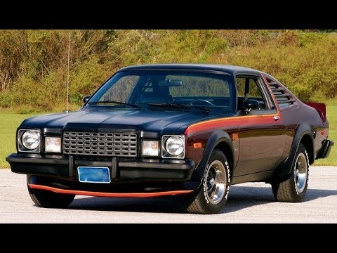 Worst and Slowest Muscle Cars Ever