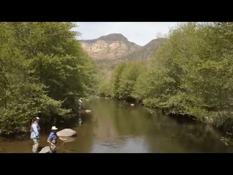 Sedona Fly Fishing AZ Highways