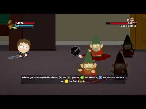 South Park The Stick of Truth - Walkthrough Part 11: Underpants Gnomes