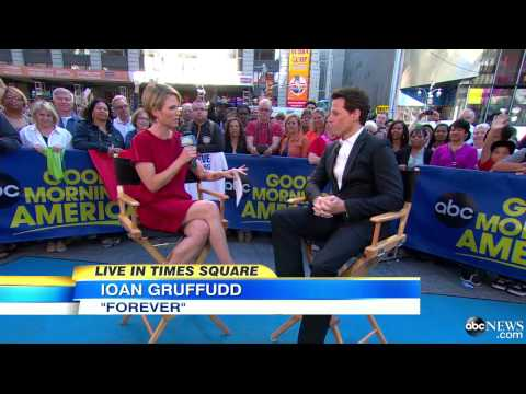 Ioan Gruffudd on Living 'Forever' in New Role