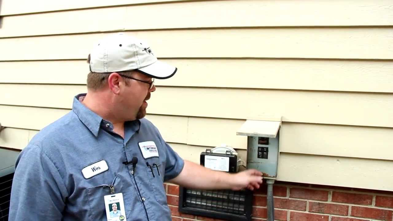 Download 3 Things to Check Before You Call for Service - McClintock Heating and Cooling Video Tips