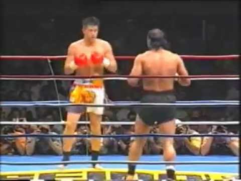 Stan 'The Man' Longinidis vs Masaaki Satake #1