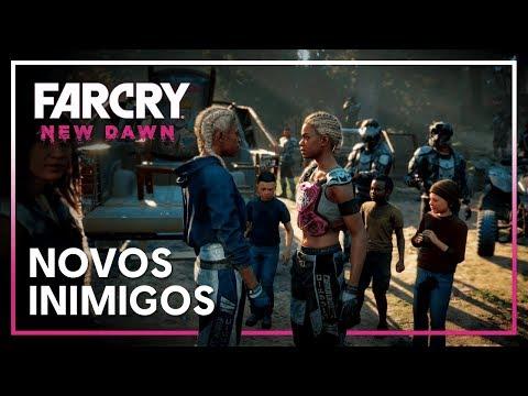 Far Cry: New Dawn - Lute Contra Novos Inimigos thumbnail