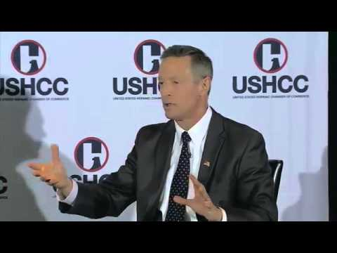 USHCC Interview Martin O'Malley June 2015