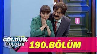 Güldür Güldür Show 190.Bölüm (Tek Parça Full HD)