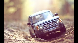 RC Land Rover Discovery 3 1/10 scale