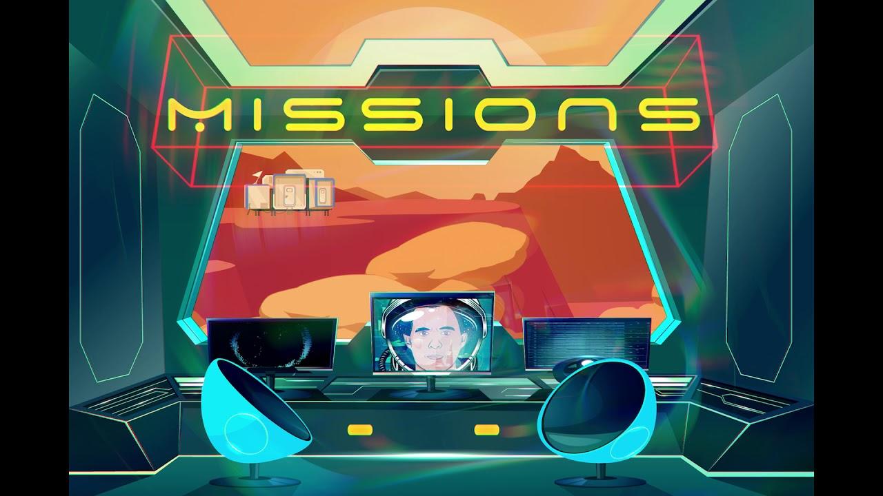"""TEASER 3  """"MISSIONS"""" - Sébastien MAYE"""