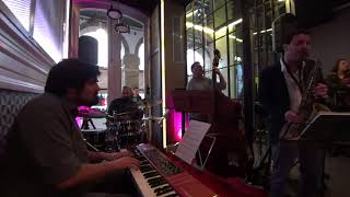 Funk Music at Piccadilly with Miguel Cabana Quartet