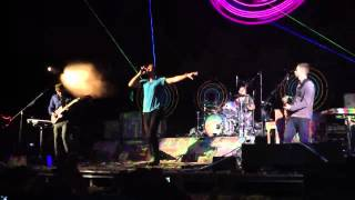 Coldplay LIVE KROQ Weenie Roast 2012