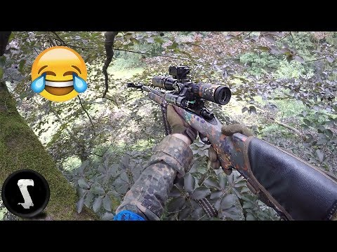 Sniper Hiding In The TREETOPS Ruins EVERYONE's Game with OVERPOWERED M24 SNIPER😂