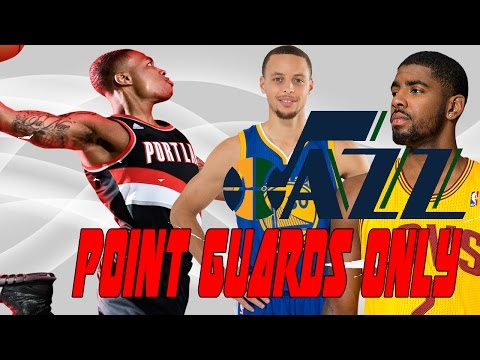 NBA 2K17 | POINT GUARD ONLY REBUILDING CHALLENGE | IMPOSSIBLE!