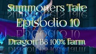 summoners war summoners tale episodio 10 dragon b8 farm team bhalkaras