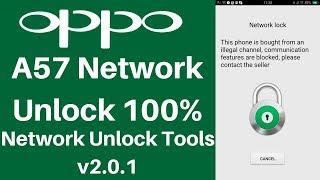 Network unlock tool for oppo