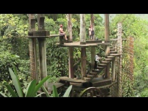Las Pozas de Xilitla - Jardin Surrealista de Edward James