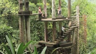 Las Pozas de Xilitla - Jardin Surrealista de Edward James