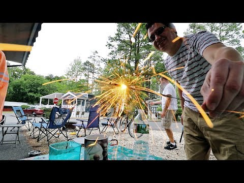 WORLD'S LONGEST MEMORIAL DAY WEEKEND VLOG