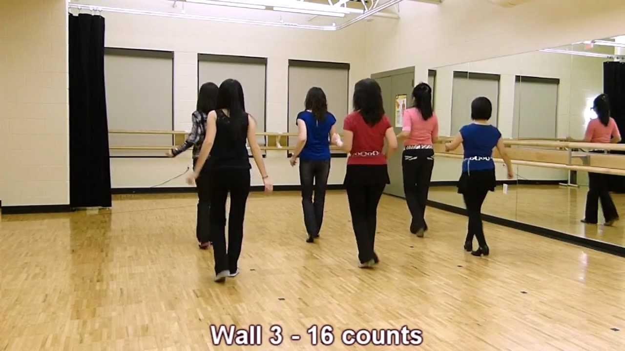 Love Is A Word Line Dance Dance Teach
