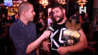 Kevin Owens Talks Year One in WWE, Knee Injury Update with John Pollock